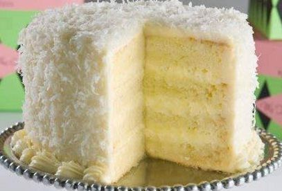 ITALIAN CREME COCONUT CAKE | cooking for you