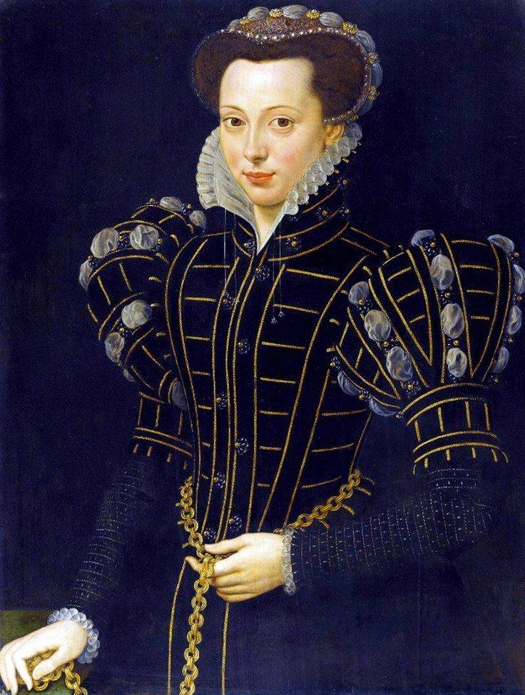 Portrait of a Lady by a follower of Anthonis Mor, 16th century