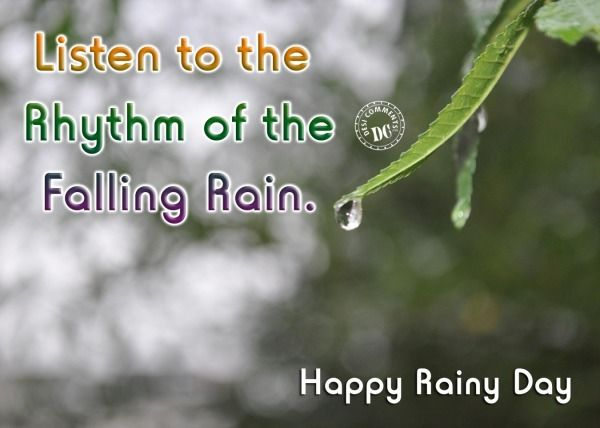 84 Best Images About Rainy Day Quotes On Pinterest