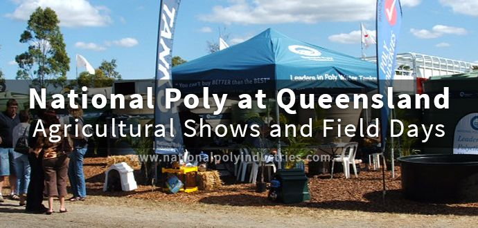 National Poly at Queensland: Agricultural Shows and Field Days
