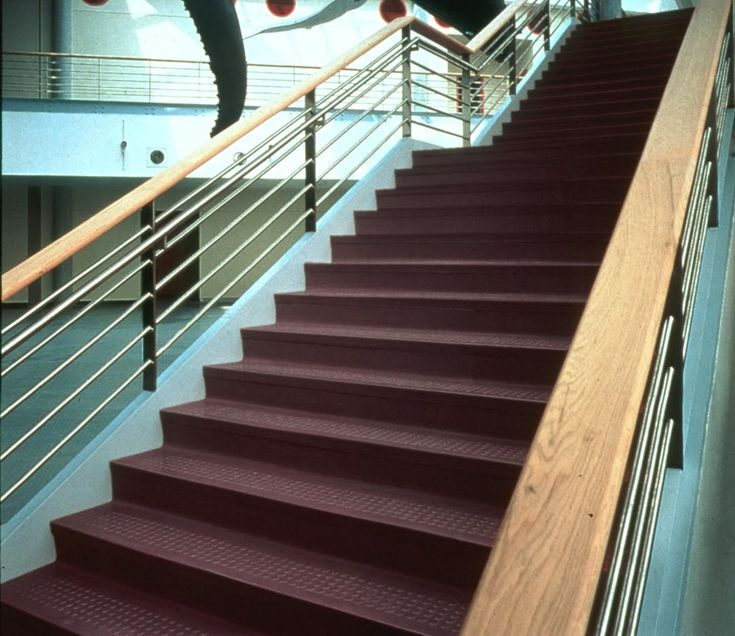 Rubber Flooring On Stairs   Google Search