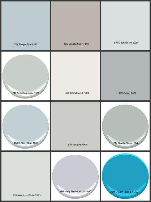 House Paint Colors Interior