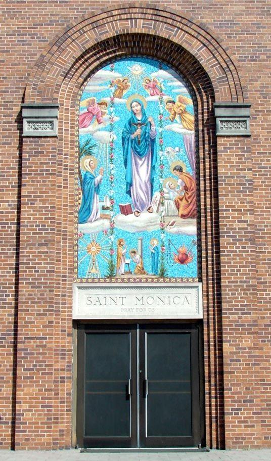 St. Monica Church, Mobile, Alabama