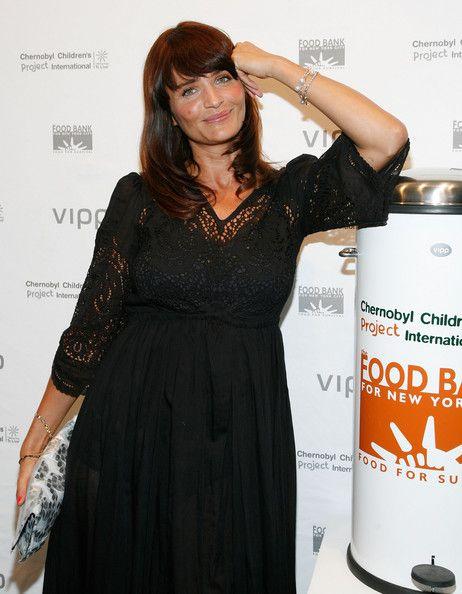 Helena Christensen Hosts VIPP Charity Auction