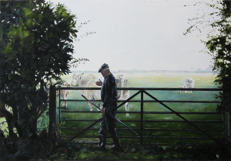 """Closing the Gate"" By Bridget Askew"