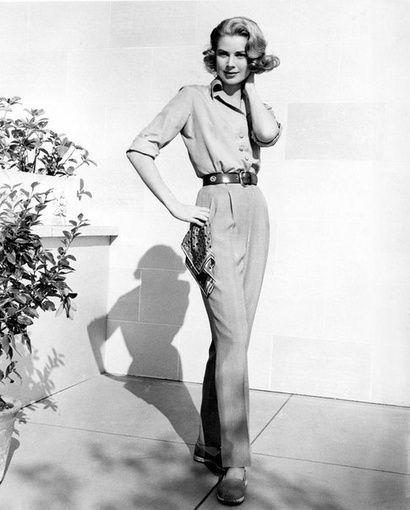 Fashion icon: в образе Грейс Келли