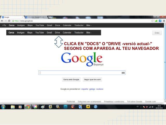 Tutorial: Editar i compartir treballs amb Google Drive