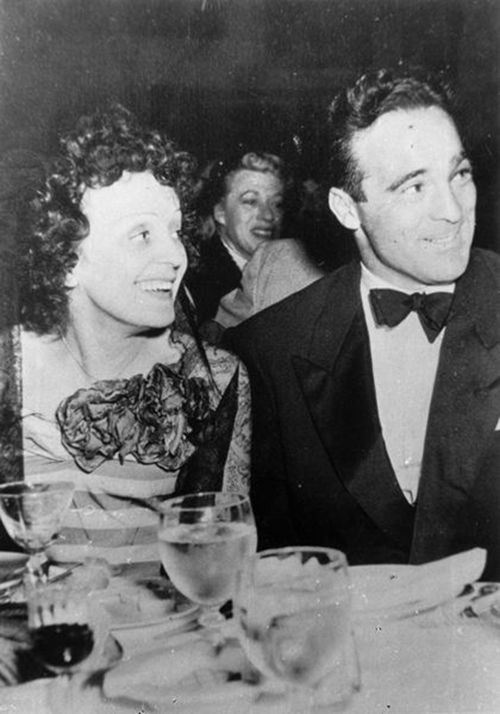 Marcel Cerdan e Edith Piaf   Edith piaf, Marcel, Couples