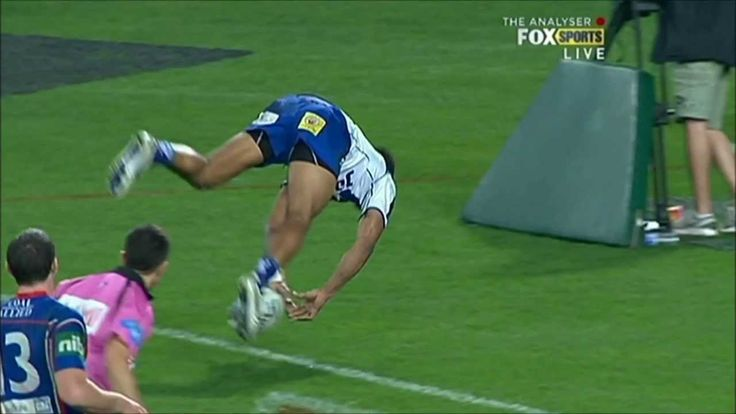 Impossible Rugby League Tries