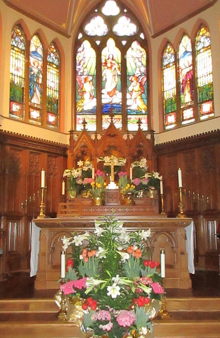 Easter Decorating Ideas For Church 86 best church/worship space/christian educ. decorating ideas