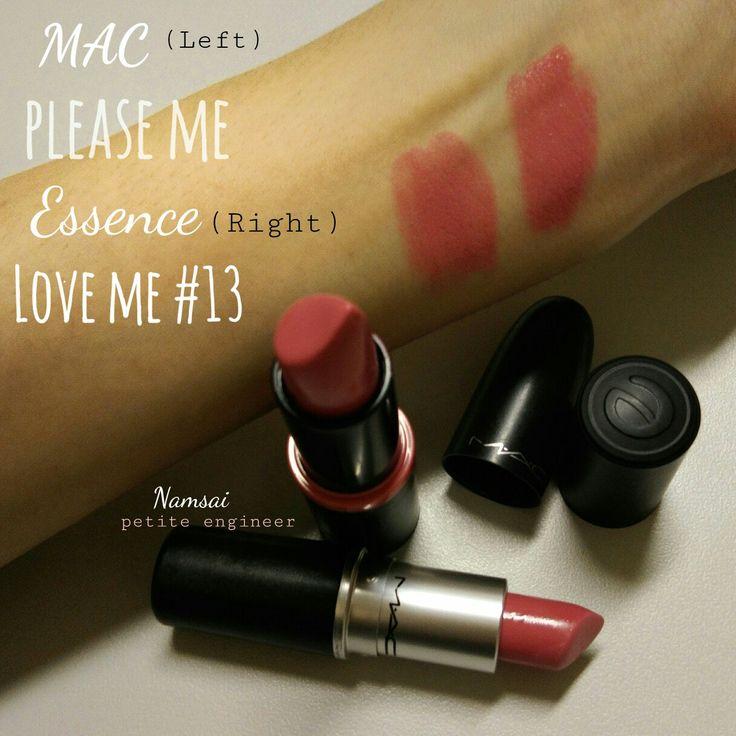 mac please me lipstick dupe - photo #13