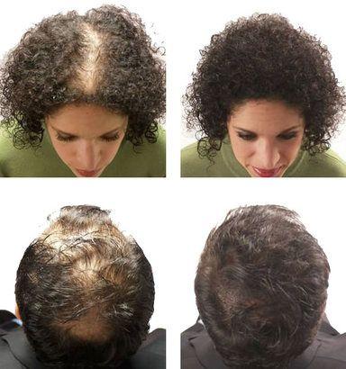 густые и пышные волосы за 5 минут