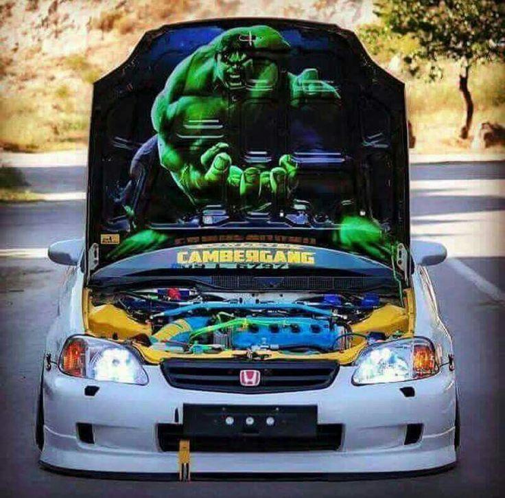 The Hulk                                                                                                                                                     More