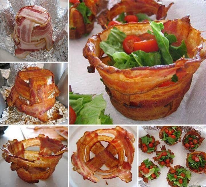 Een paar creatieve ideeën voor simpele en bewezen gerechten. Ik had nooit verwacht dat van worstjes en pasta zoiets kon worden gemaakt! - Blijf Positief