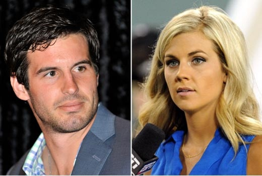 Is Christian Ponder dating ESPN's Samantha Steele?
