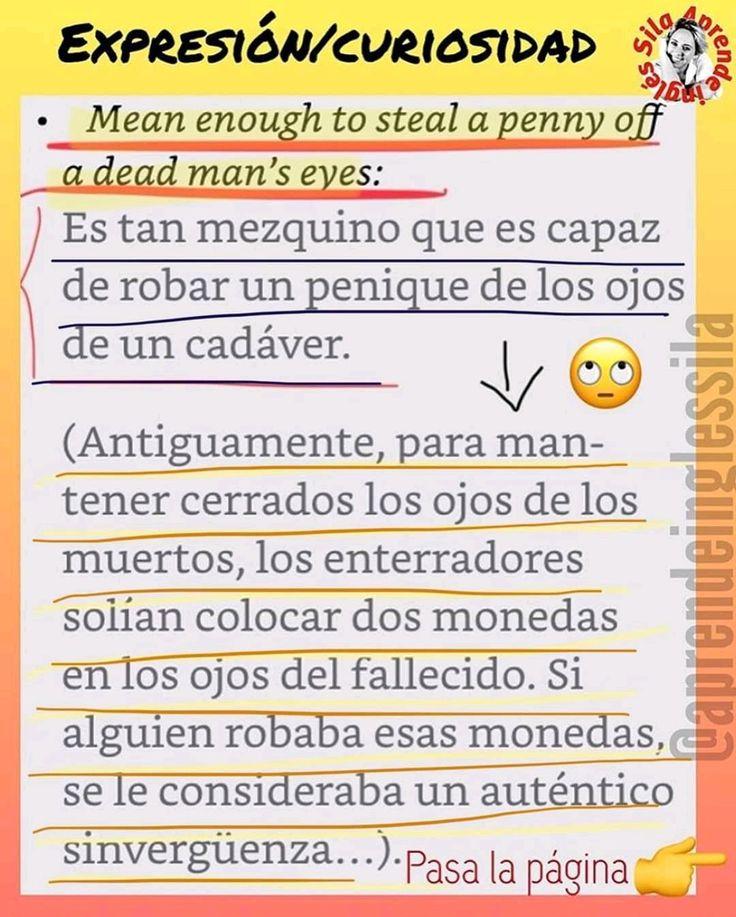 Pin de Agustí Cabruja Vega en VOCABULARY ENGLISH