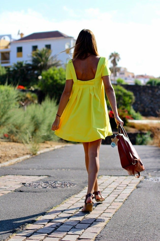Marilyn's Closet - FASHION BLOG: Yellow Mellow