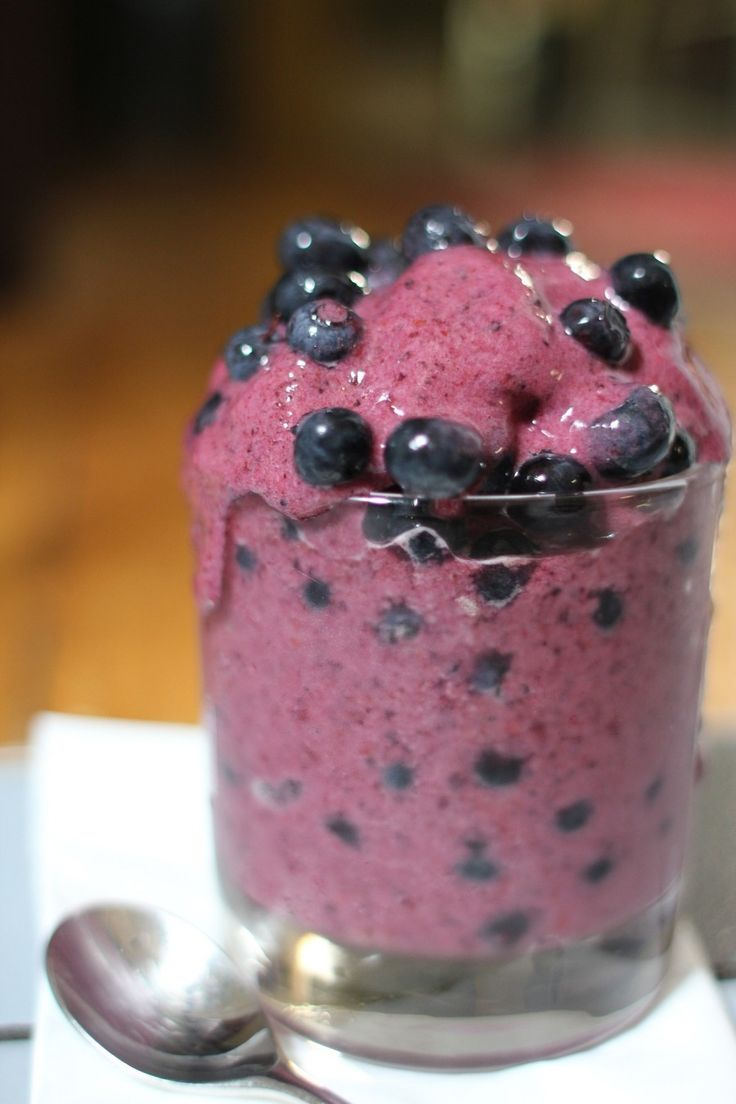 """Another fabulous recipe from Michelle Yandle Serves 6  """"This is the perfect summer recipe with berries in full force! I enjoy this smoothie on a daily basis it's my absolute favorite! The hemp seeds provide a nice nutty flavor almost like peanut butter and the hemp oil provides a great way to get my Omega oils."""""""