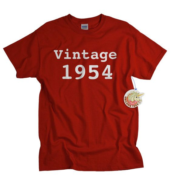 60th birthday gift for dad 60th birthday shirt by UnicornTees, $14.99