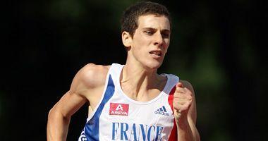 Pierre-Ambroise Bosse, coureur de 800m