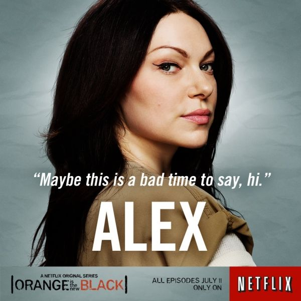 'Orange Is the New Black' Season 2 Release Date Rumors, Spoilers: Alex to Have a Bigger Role