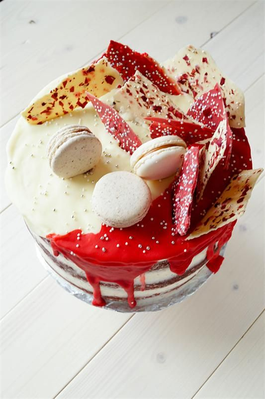 Торт Красный бархат от Бадди Валастро