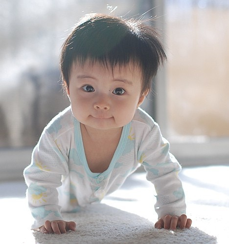 Asian Baby Picture 100