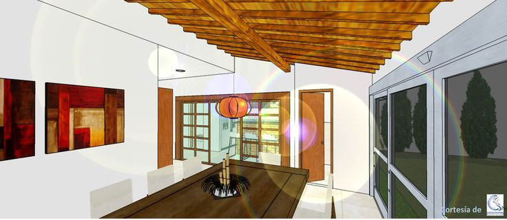 Casa G+A: Comedor / G+A House: Dinning room