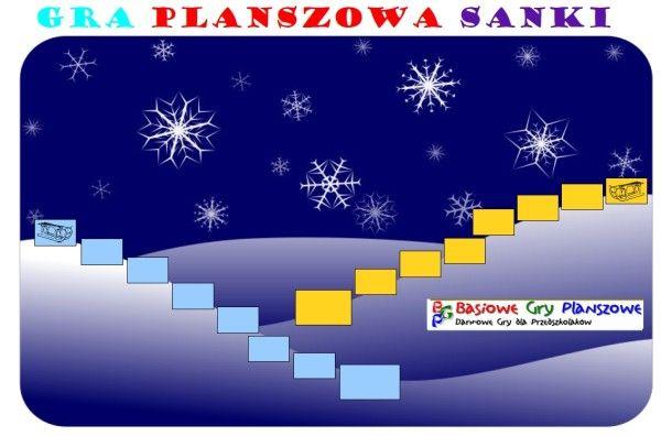 Sanki - gra planszowa