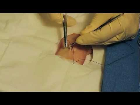 How To Stitch A Wound In A Survival Situation - And How To Practice It - The Good Survivalist