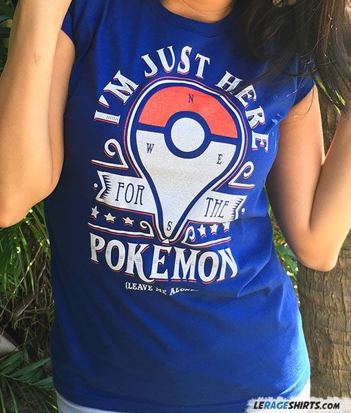 509c5930 Here For The Pokemon T-Shirt | Pokemon go | Pokemon t, Pokémon, Funny  pokemon go