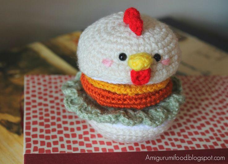 Amigurumi Food : Best amigurumi food images crochet food half