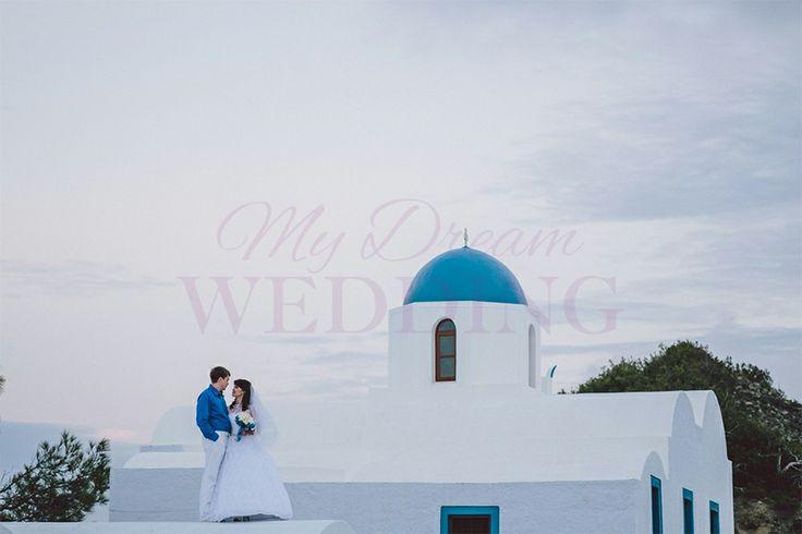 Wedding in Santorini  http://mydw.ru