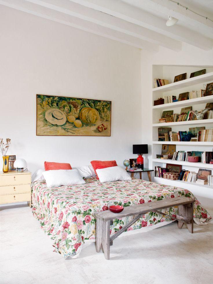 Жизнерадостный испанский дом – Красивые квартиры