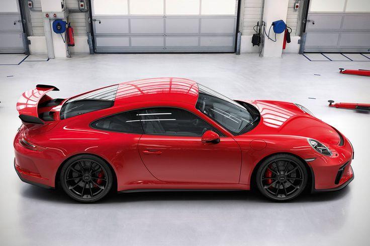 2018 Porsche 911 GT3 | HiConsumption