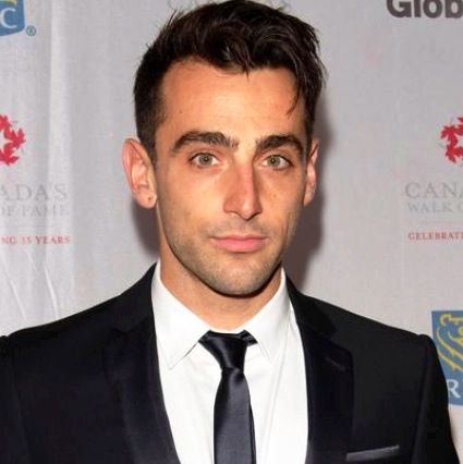 Daily Jacob Hoggard appreciation pic. Canada's Walk of Fame