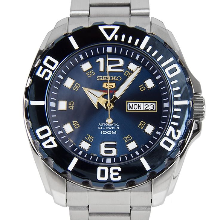 Chronograph-Divers.com - Seiko 5 Sports Automatic Baby Monster Radiant Blue Dial Gents Watch SRPB37J1 SRPB37, $307.20 (https://www.chronograph-divers.com/seiko-5-sports-automatic-baby-monster-radiant-blue-dial-gents-watch-srpb37j1-srpb37/)