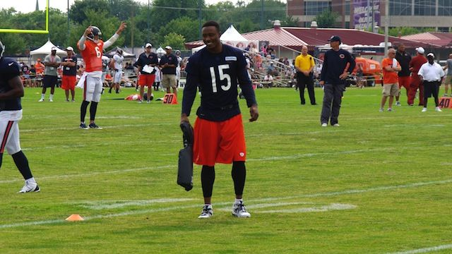 NFL Brandon Marshall Sexy | Chicago Bears Training Camp: Brandon Marshall Playing Most Crucial ...
