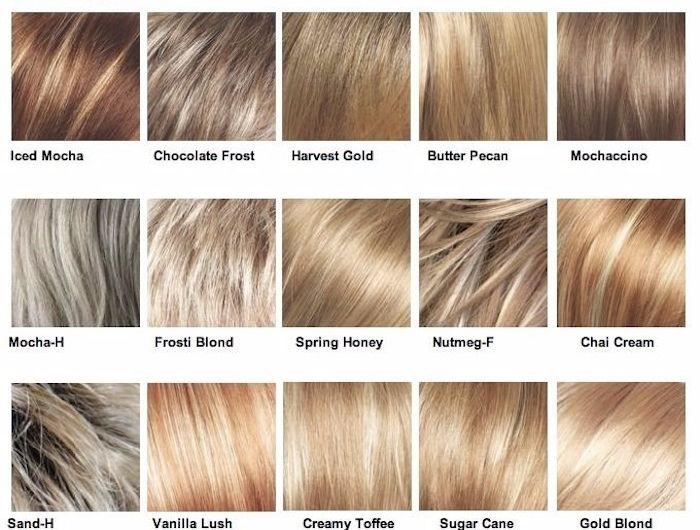 Welche Haarfarbe Macht Alt