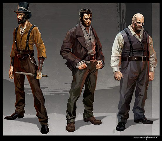 Character Design London : Best images about victorian monster hunter comic on