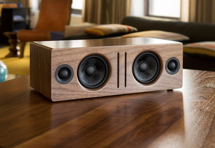 Audioengine Promises Premium Bass With Its High-End Bluetooth Speaker | Credit: Audioengine | From Wired.com