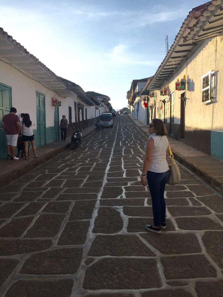 Calle de Barichara