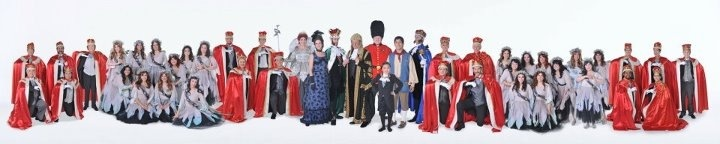 Theatrical Costumes - Performing Arts Supply