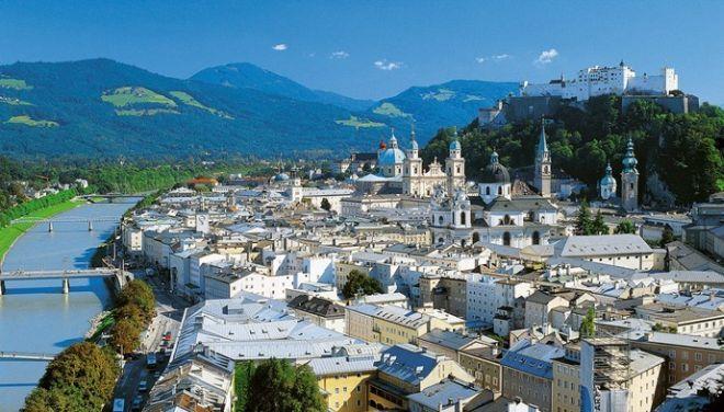 Bad Gastein, Itävallan vaellusmatkojen kotikaupunki kesällä
