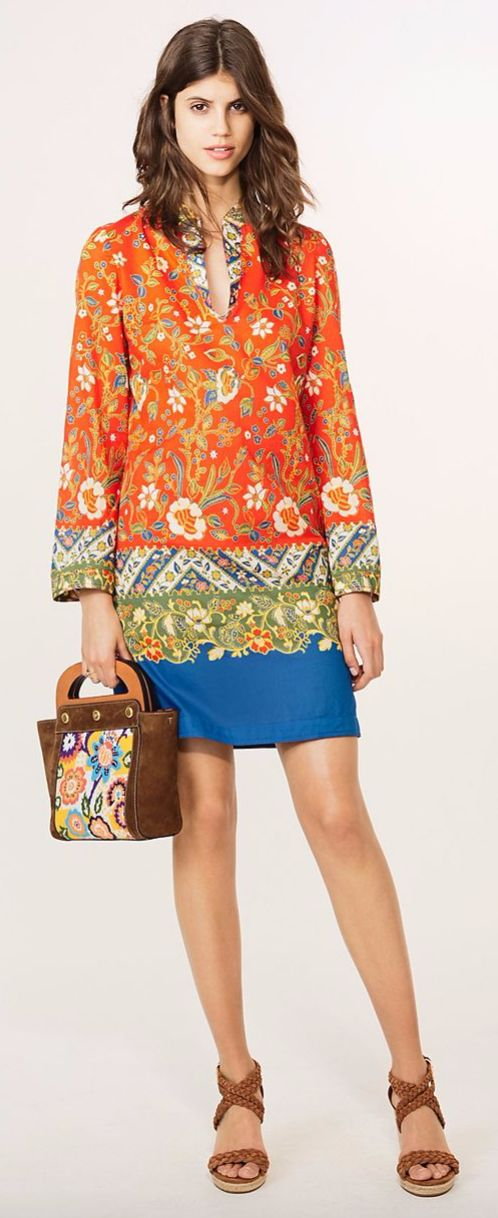 Visit Tory Burch to shop for Stephanie Tunic Dress and more Womens Tunics.  Find designer shoes, handbags, clothing & more of this season's latest  styles ...