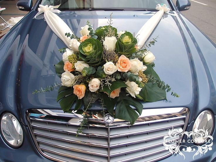 Wedding Cars — FLOWER COUTURE