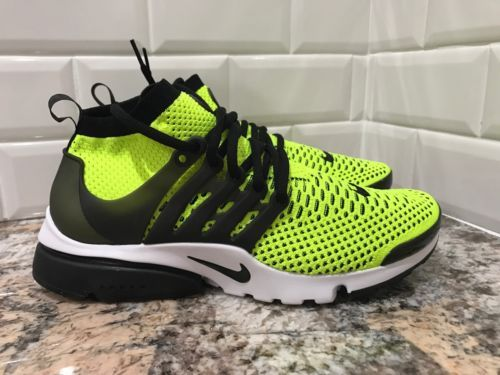 Thick Nike Air Presto Ultra Flyknit Men More Graphic Printed Nike Air Prestos Are Arriving Nike WMNS Air Presto Ultra Flyknit Volt Kith NYC