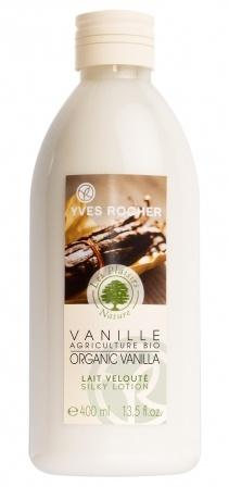 Yves Rocher Organic Vanilla Lotion