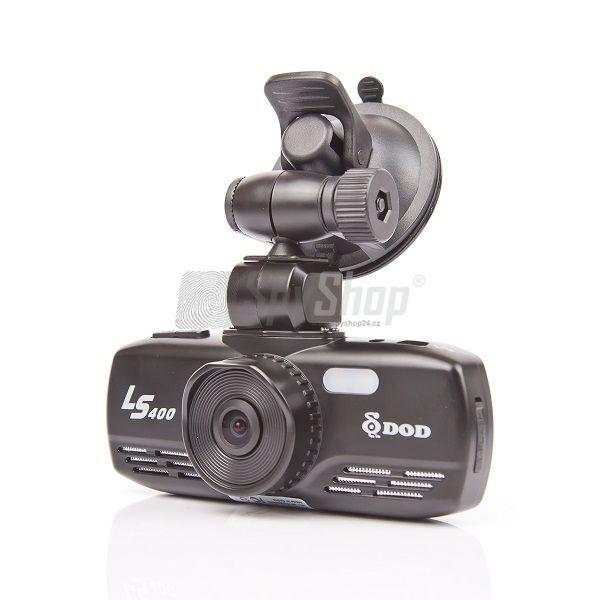 Full HD kamera do auta (černá skříňka) DOD LS400