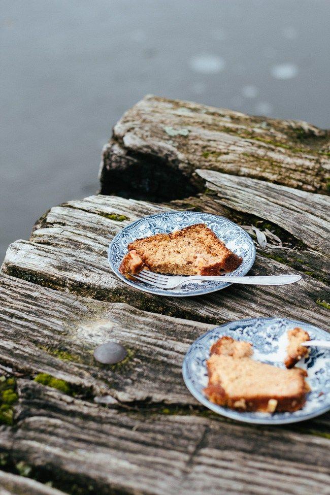 *Promenade* & pain d'épice - Carnet de printemps